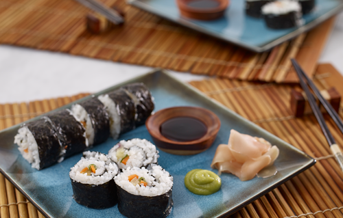 Personal chef offers sushi in Boston area